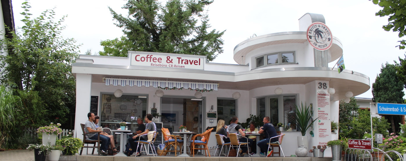 Coffee & Travel Terasse